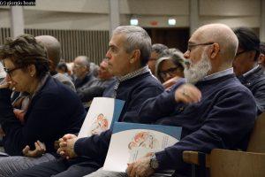 rubano, 8 ottobre 2016: convegno diaconi permanenti del nordest sul raporto tra sacramento dell'ordine e matrimonio. © giorgio boato