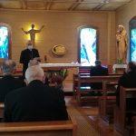 Incontro in Cadore fra i vescovi del nordest e il patriarca di Gerusalemme Pizzaballa