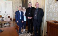 Il Patriarca Francesco Moraglia ha incontrato a Venezia i responsabili  della Commissione famiglia e vita della CET