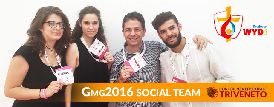 GMG2016 Social Team