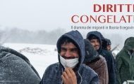 """Le Caritas del Nord-Est unite per raccontare il dramma dei migranti in Bosnia-Erzegovina: il 22 febbraio """"Diritti congelati"""""""
